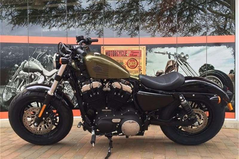 Harley Davidson Sportster XL1200X Forty-Eight 2016