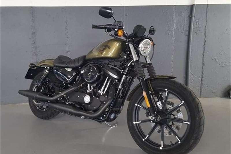 Harley Davidson Sportster XL883N Iron 883 2016