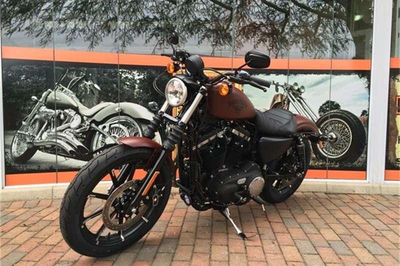 Harley Davidson Sportster XL883N Iron 883 2017