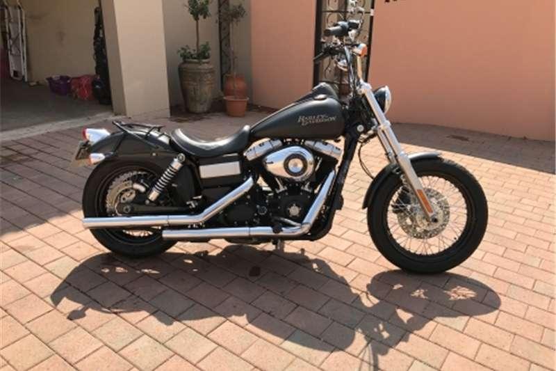 Harley Davidson street bob 0
