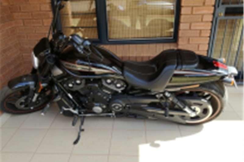 Harley Davidson V-ROD night rod 0