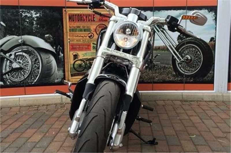 Harley Davidson V-ROD V-Rod Muscle 2015