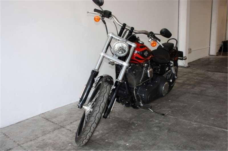 Harley Davidson Wide Glide 1690cc 2014