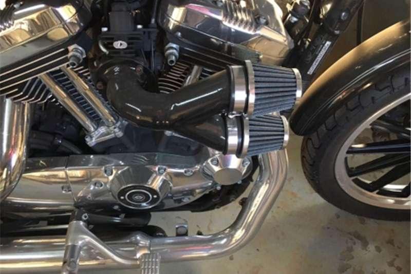 Harley Davidson XL1200 2011
