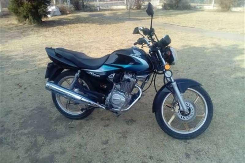 Honda 125 In great running condition 0