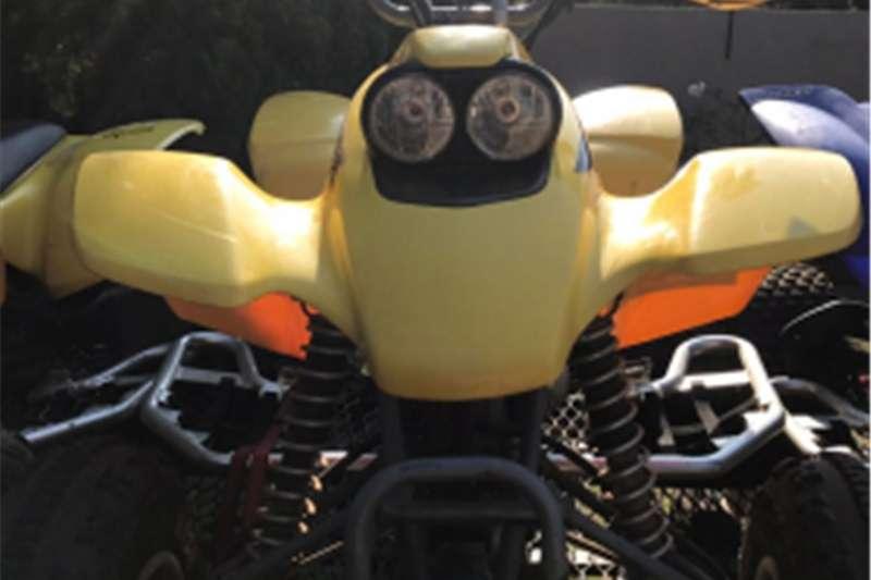 Honda 400 Quad Bike 0
