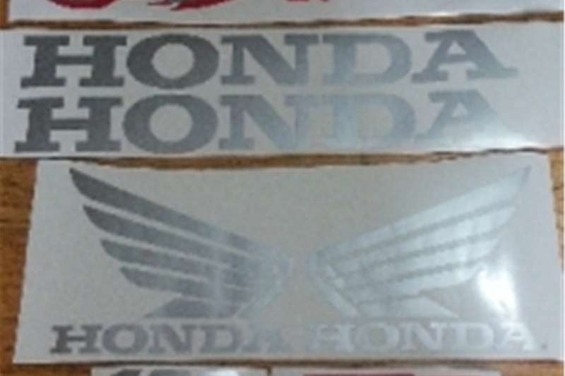 Honda baby blade decals stickers graphics kits 0