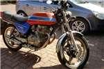 Honda CB 400 0