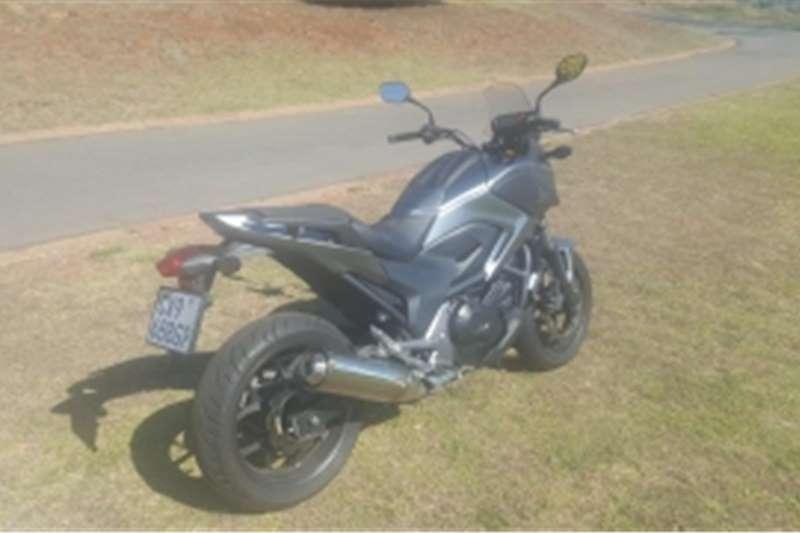 Honda CB NC750X 2014