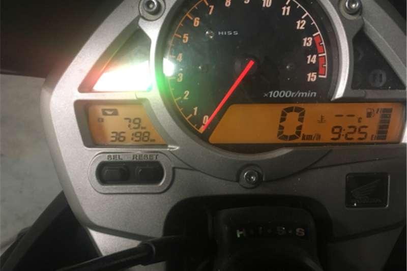 Honda CB600F Hornet 2008