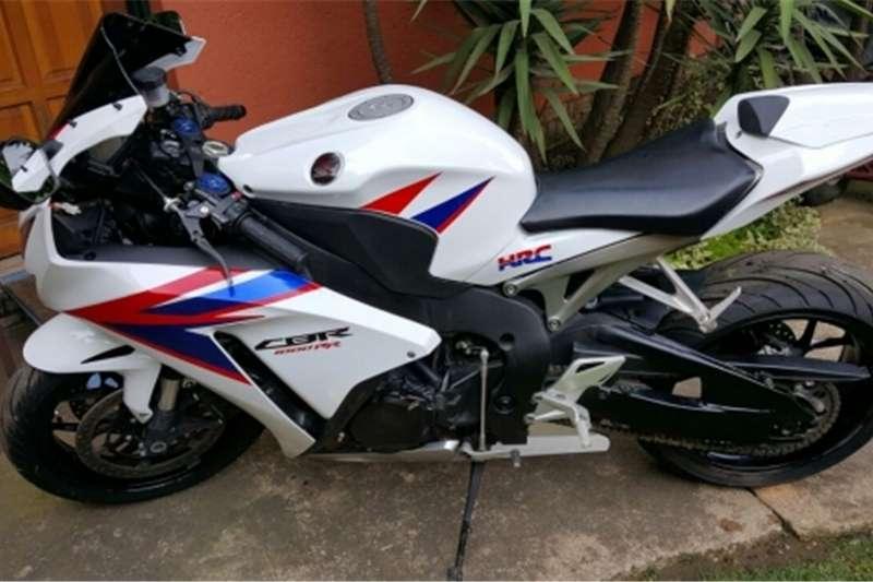 Honda CBR 1000 HRC 2012