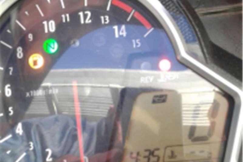 Honda CBR 1000 RR custom 2008