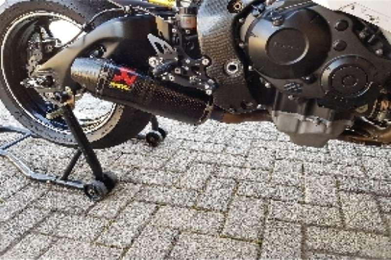 Honda CBR 1000rr track bike 2010