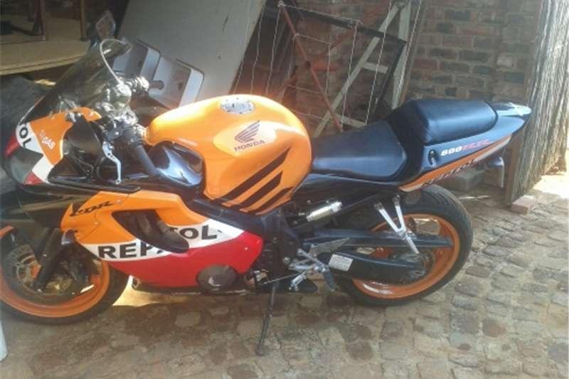 Honda CBR 600 2004