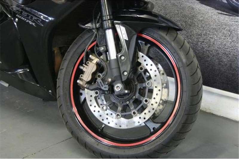 Honda CBR 600 2011