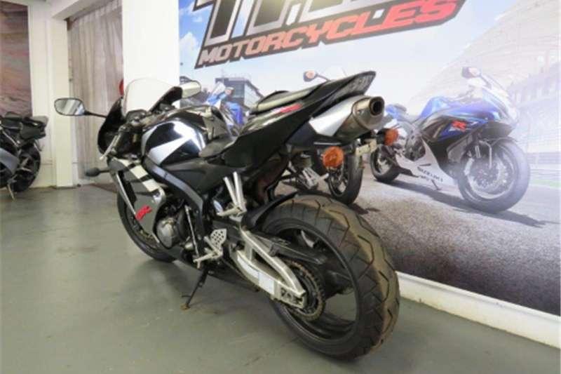 Honda CBR 600cc (CC101 381) 2005