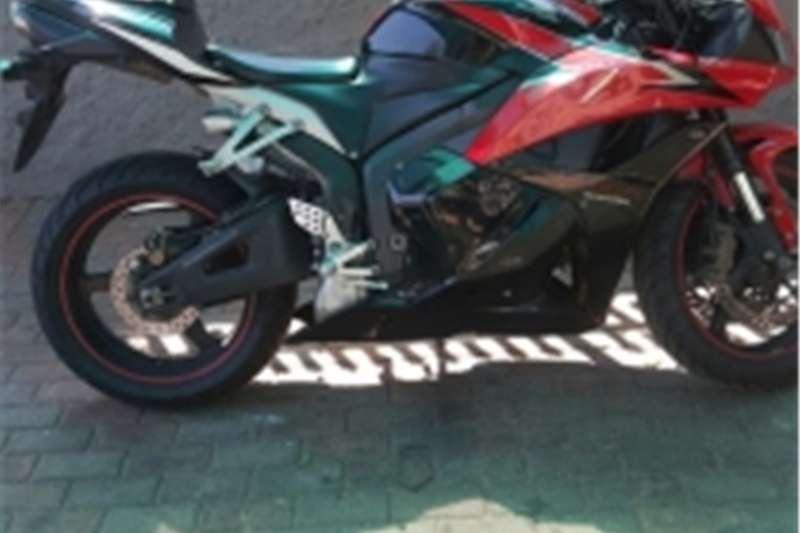 Honda CBR 600RR 0