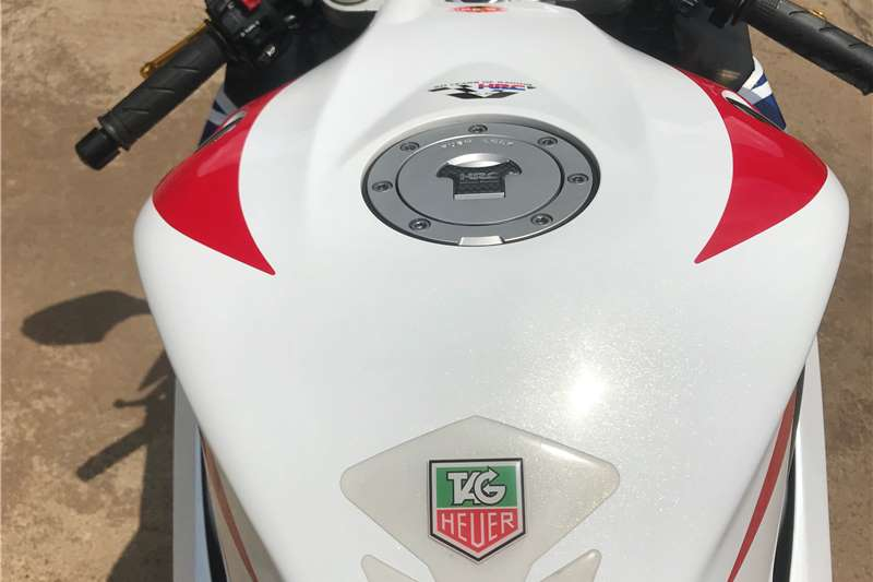 Honda CBR HRC FIREBLADE 2010