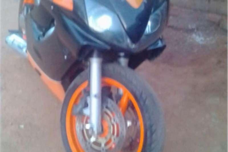Honda CBR no time wasters 0