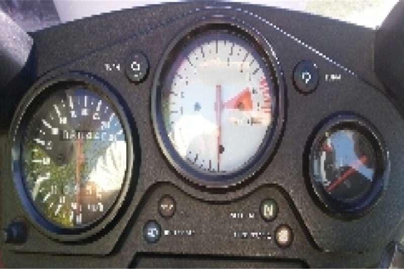 Honda CBR600 0