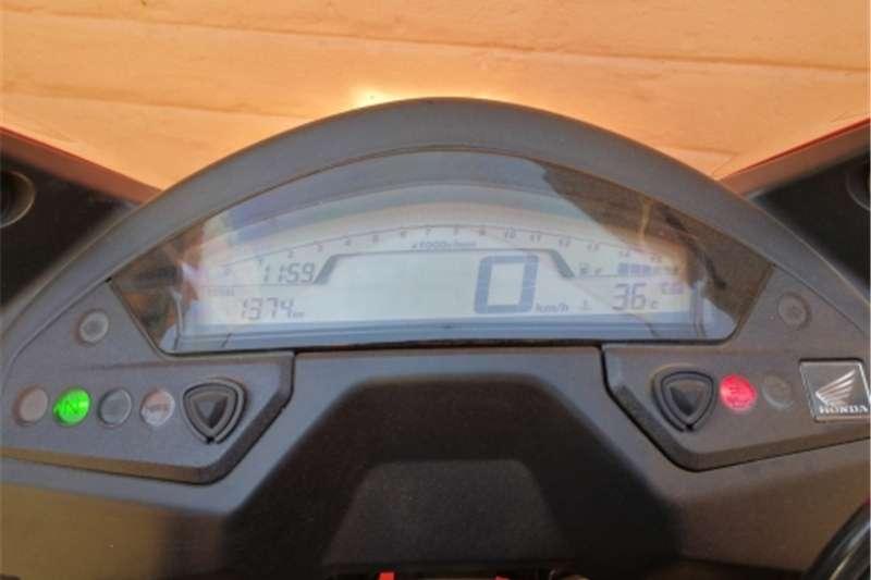 Honda CBR600F 1 400KMs 2013