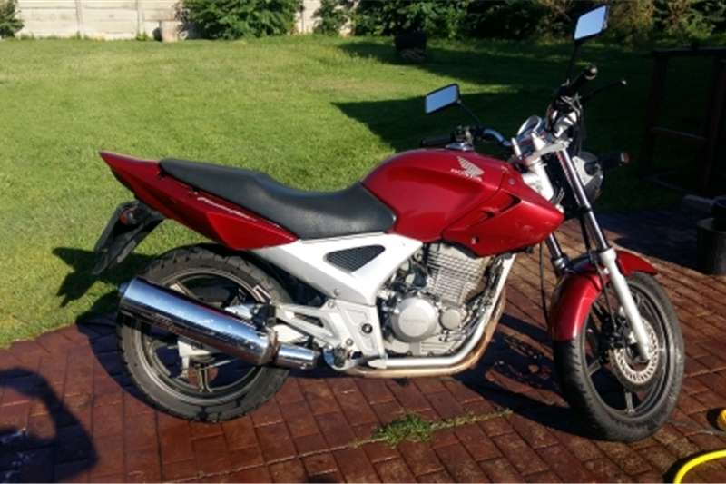 Honda CBX 0
