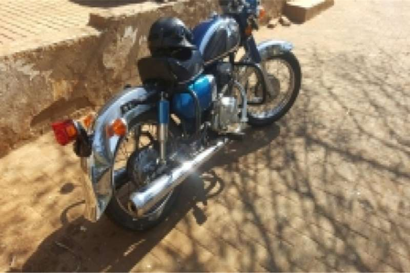 Honda CD 200 Roadmaster(reliable) fully restored  excell 0