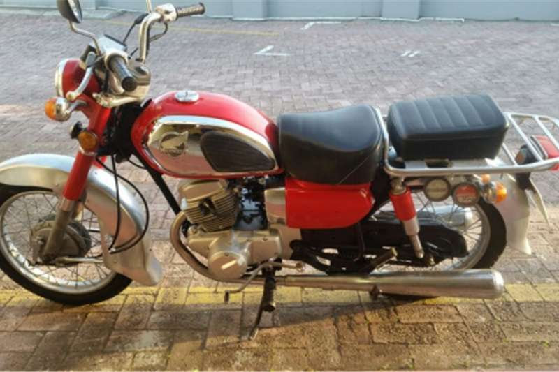Honda CD200 for sale 1982