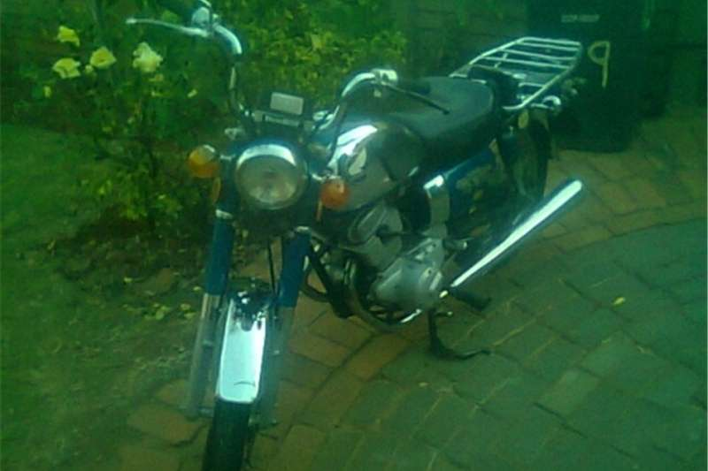 Honda cd200 roadmaster 0