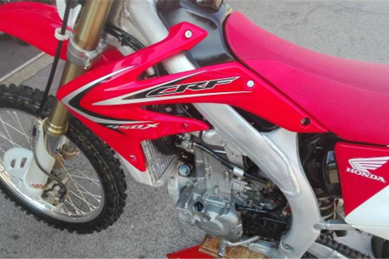 Honda CRF 2012