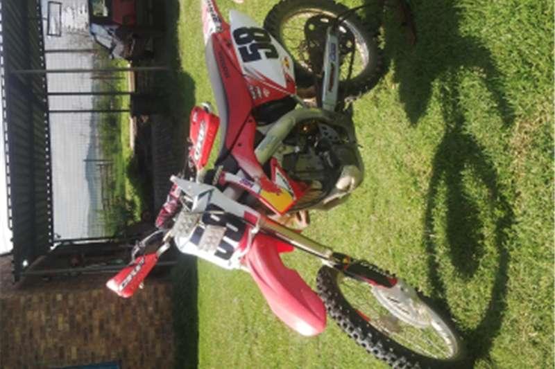 Honda CRF 450 0