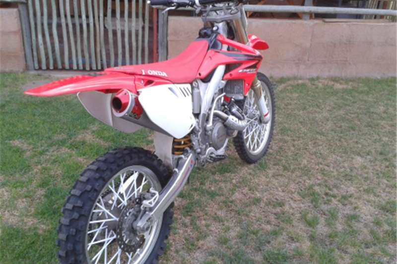 2007 honda crf 450 r motorcycles for sale in limpopo r 25 000 on auto mart. Black Bedroom Furniture Sets. Home Design Ideas