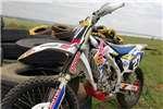 Honda CRF 450R 0