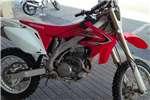 Honda CRF 450X 0