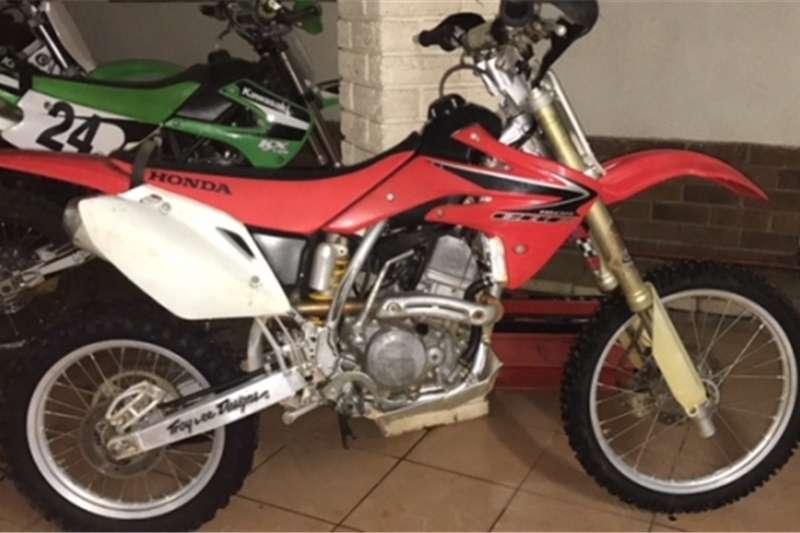 Honda CRF150 2010