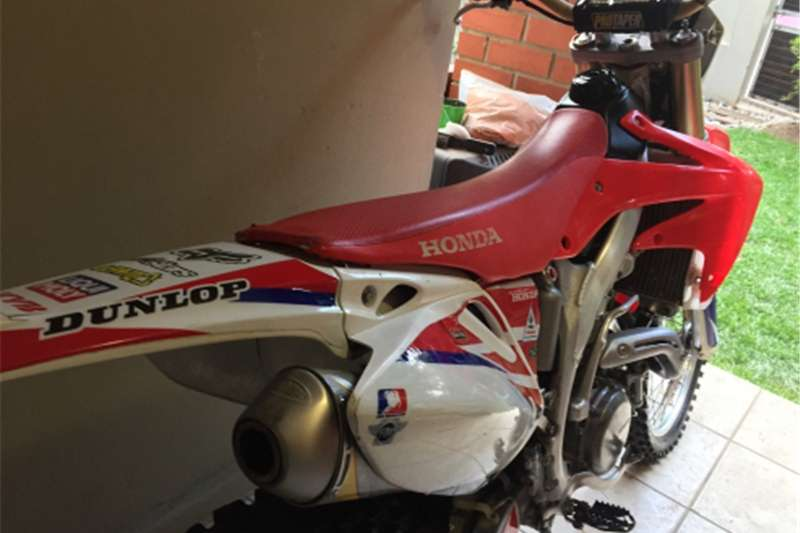 Honda CRF450   ELECTRIC & KICK START   DESPERATE SALE 0