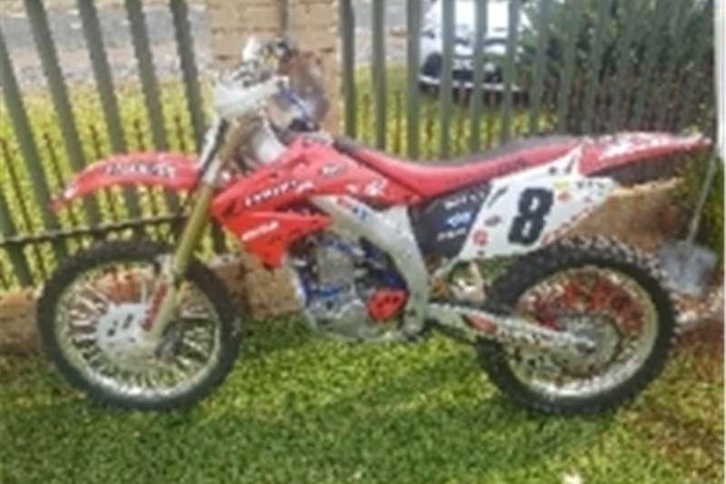 Honda CRF450R 0