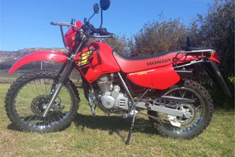 Honda CTX200 BUSHLANDER 0