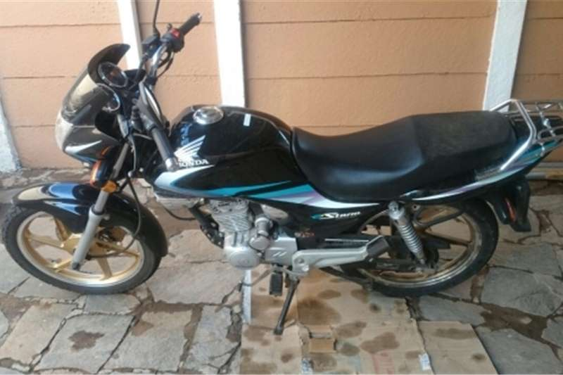 Honda E-Storm bike for sale 2013