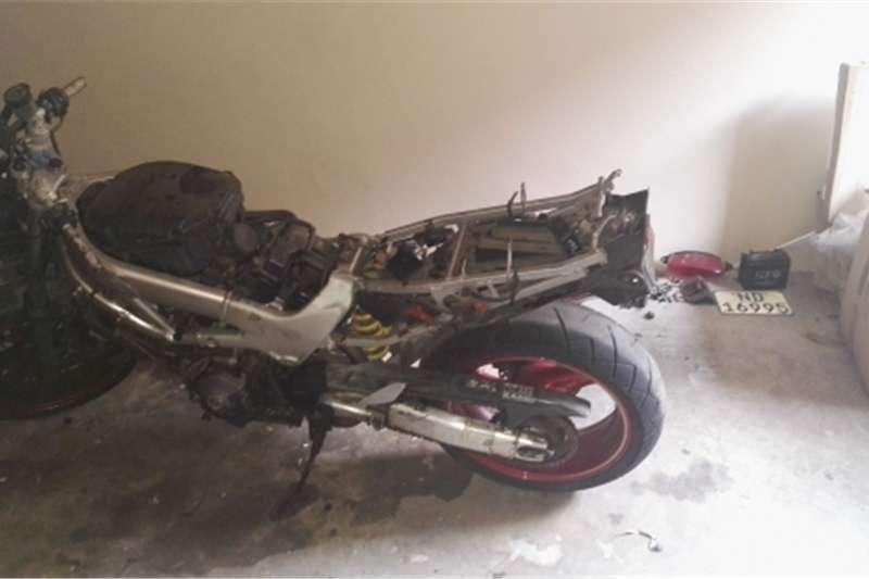 Honda firestorm v2 1000cc parte 0