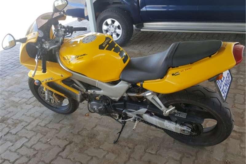 Honda Firestorm VTR1000 2000