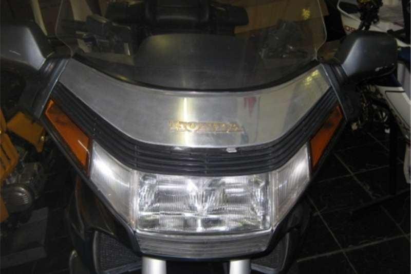 Honda Goldwing GL1500   Cruiser 1989
