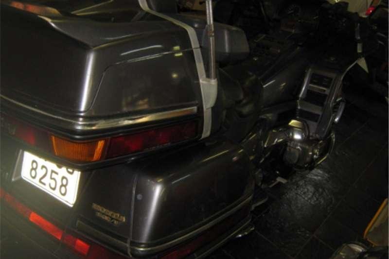Honda Goldwing GL1500   Cruiser   R85 000 1989