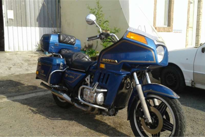 Honda Goldwing Interstate   Price includes Roadworthy Certificate 1982