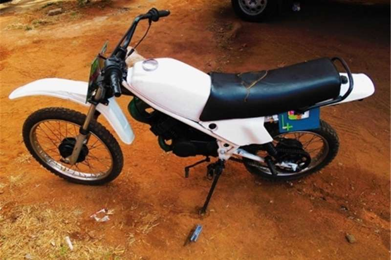 Honda Mt 5 50cc 2000