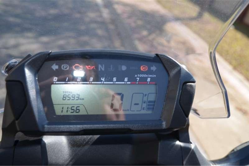 Honda NC 750 DCT 8500 Km's 2014