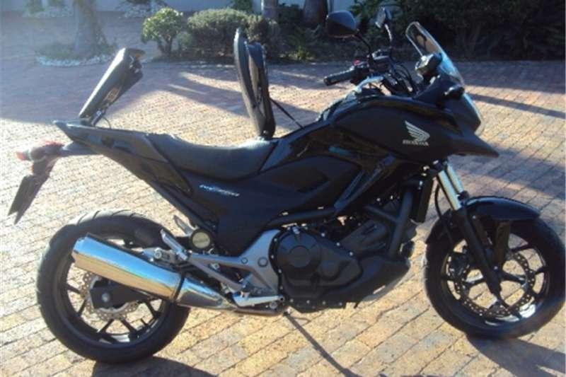 Honda NC750X 0