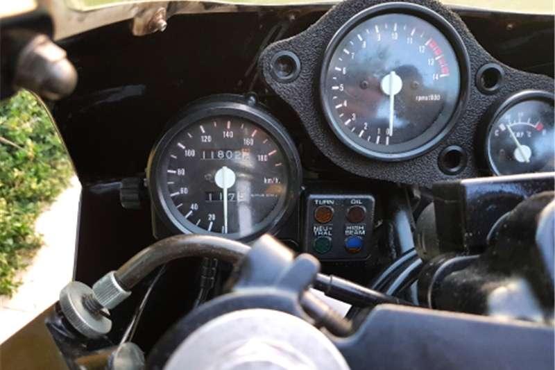 Honda NSR 250 R MC18  2 1989
