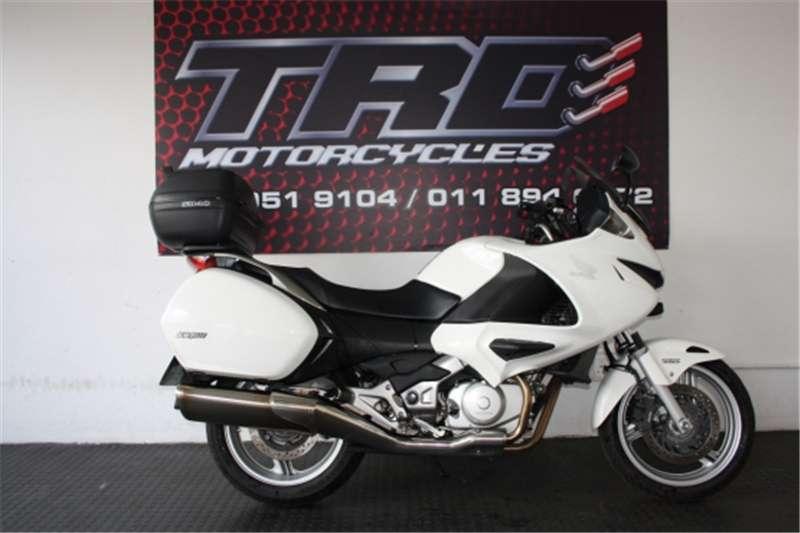 Honda NT 700 Daueville 2009