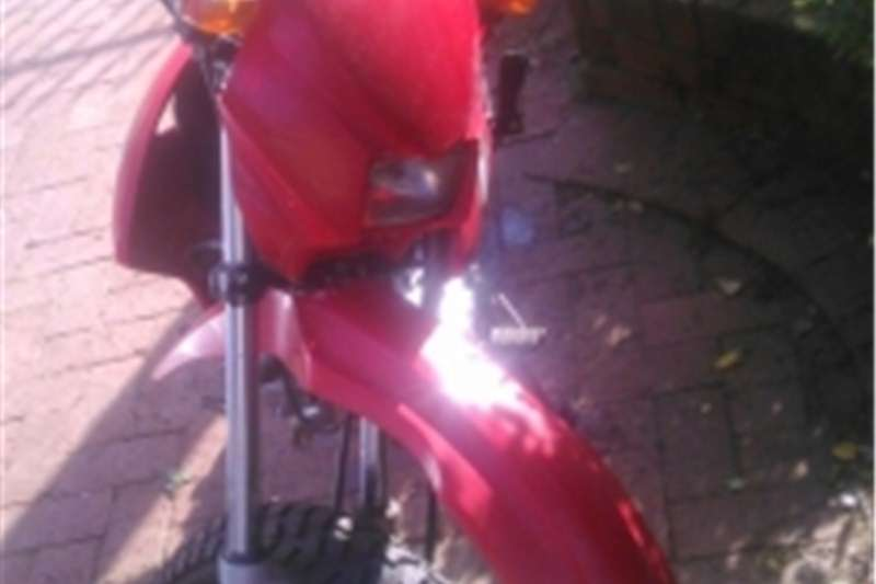 Honda NXR 125CC 4 STROKE FOR IMMEDIATE SALE!!! 0